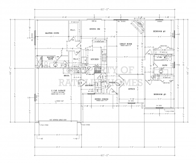 Lilly floor plan