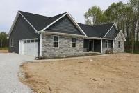 New custom built home