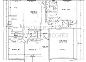 Pansy floor plan